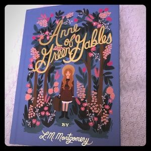 Anthropologie- Anne of green gables